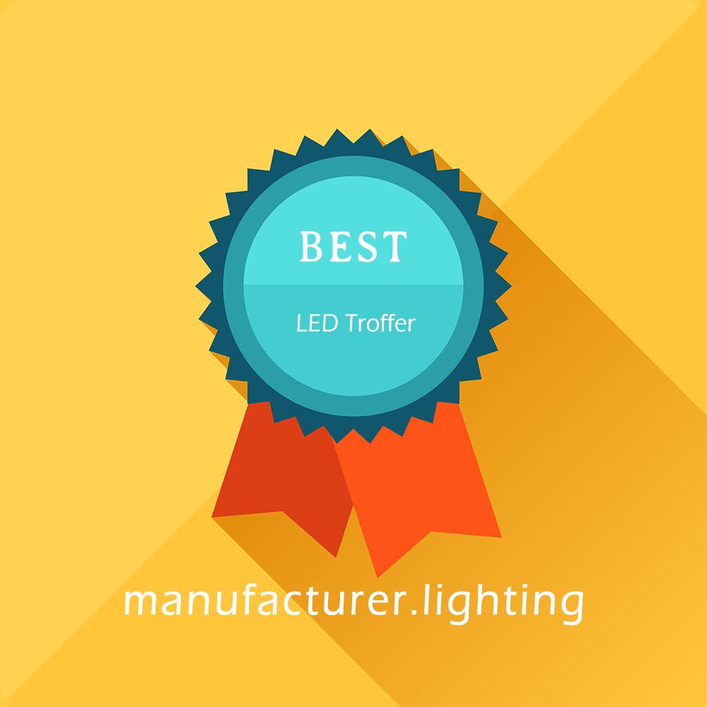 Best LED Troffer