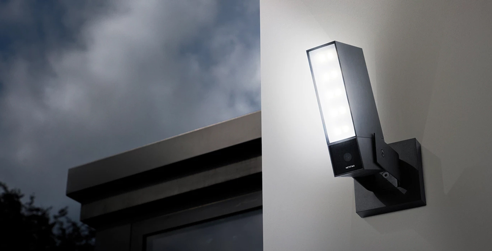 Netatmo Smart Camera Light