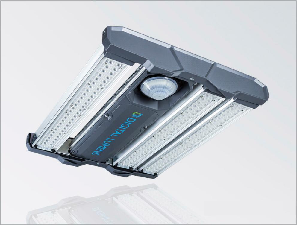 Smart light fixtures