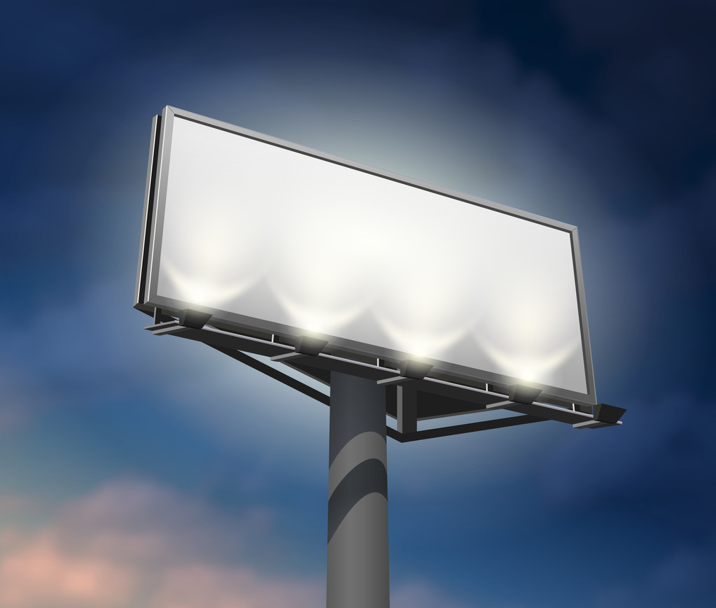 Billboard lighting