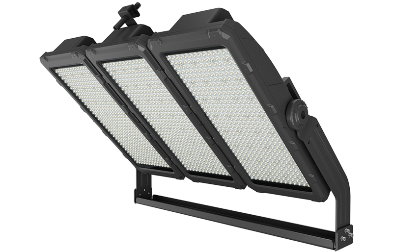 Modular floodlighting systems