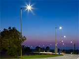 Best LED Street Lights | LED Luminaires for Roadway and Street Lighting