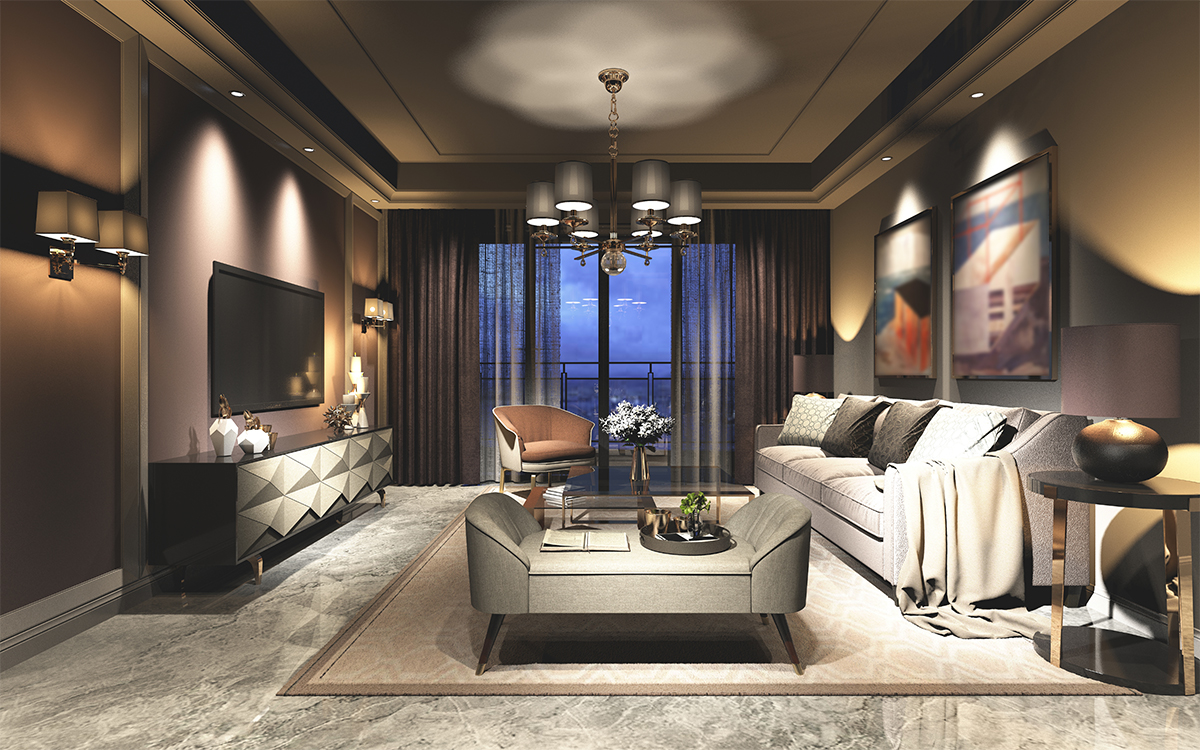 Light Fixtures for Residential Interiors