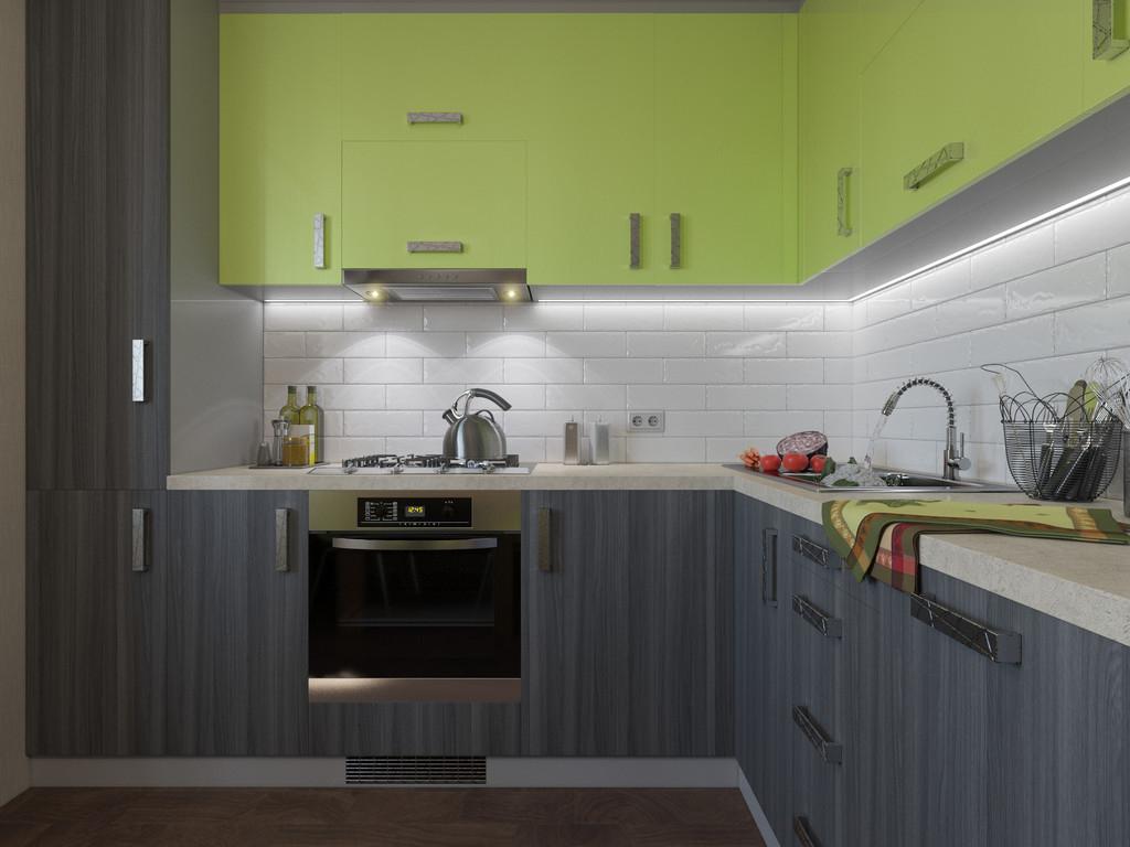 Under-cabinet light