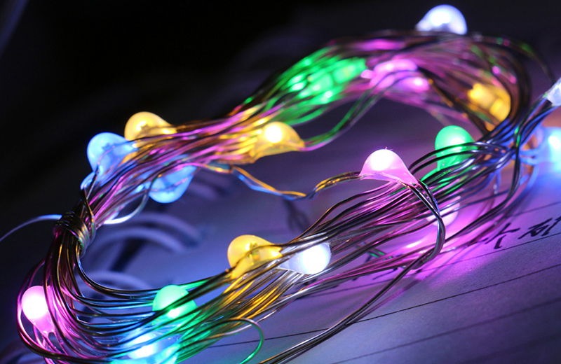 lighting strings. LED String Lights Are Well Suited For Use As A Lighting Addition To Any Decorative Project And Outdoor Signage Lighting. One Of The Most Typical Uses Strings