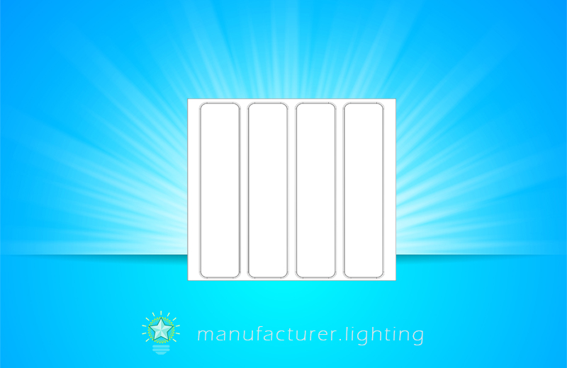 Led Troffers Manufacturers Suppliers Exporters